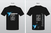 Graphic Design Konkurrenceindlæg #17 for Design a T-Shirt for Freelancer.com's Trust and Safety Team