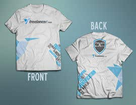 #61 for Design a T-Shirt for Freelancer.com's Trust and Safety Team by domingogf