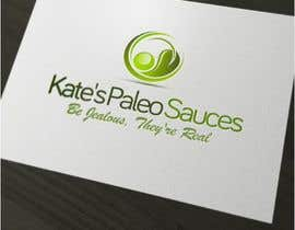 #161 cho Design a Logo for Kate's Paleo Sauces bởi sbelogd