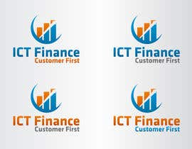 #81 para Design a Logo for ICT Finance por illidansw