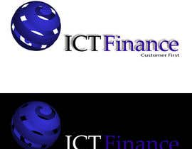 #83 para Design a Logo for ICT Finance por caterbacher