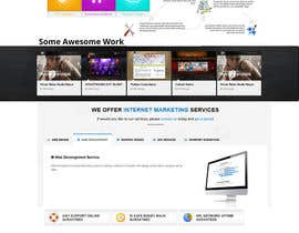 #19 for Design a Website Mockup for Irish Media Agency af CICinfotech