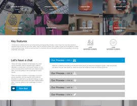 samar09 tarafından Design a Website Mockup for Irish Media Agency için no 7