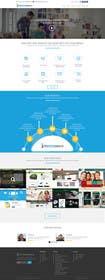 Nro 21 kilpailuun Design a Website Mockup for Irish Media Agency käyttäjältä ankisethiya