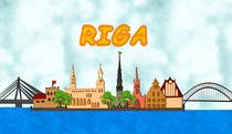 Graphic Design Konkurrenceindlæg #19 for City panorama cartoon illustration