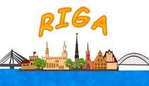 Graphic Design Konkurrenceindlæg #20 for City panorama cartoon illustration