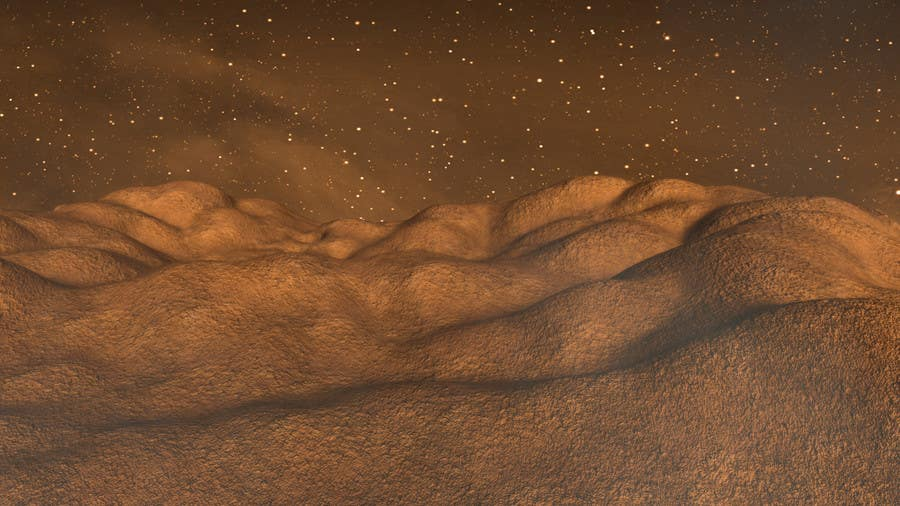 Contest Entry #                                        3                                      for                                         Create A Mars Scene in Unity 3D or Unreal Engine 4