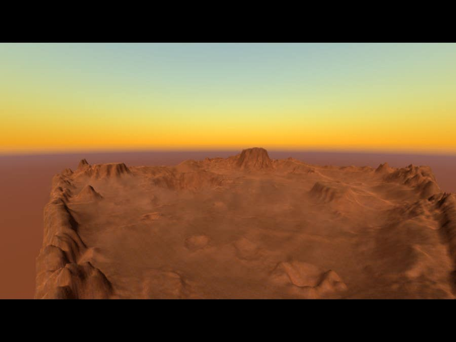 Contest Entry #                                        4                                      for                                         Create A Mars Scene in Unity 3D or Unreal Engine 4