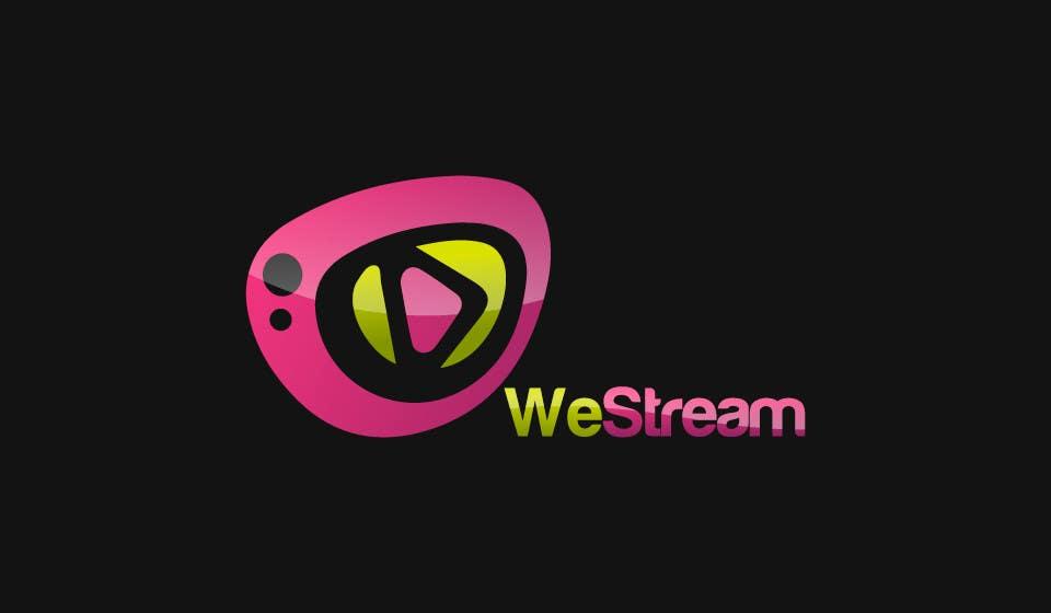 Contest Entry #                                        82                                      for                                         Design a Logo for WeStream