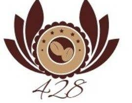 #38 cho Name a cafe and design a logo around '428' bởi fb552986f8a8888