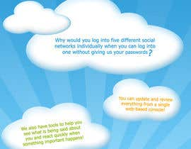 #6 for Full-Page Advertisement Design for Social Networking Website af Krishley