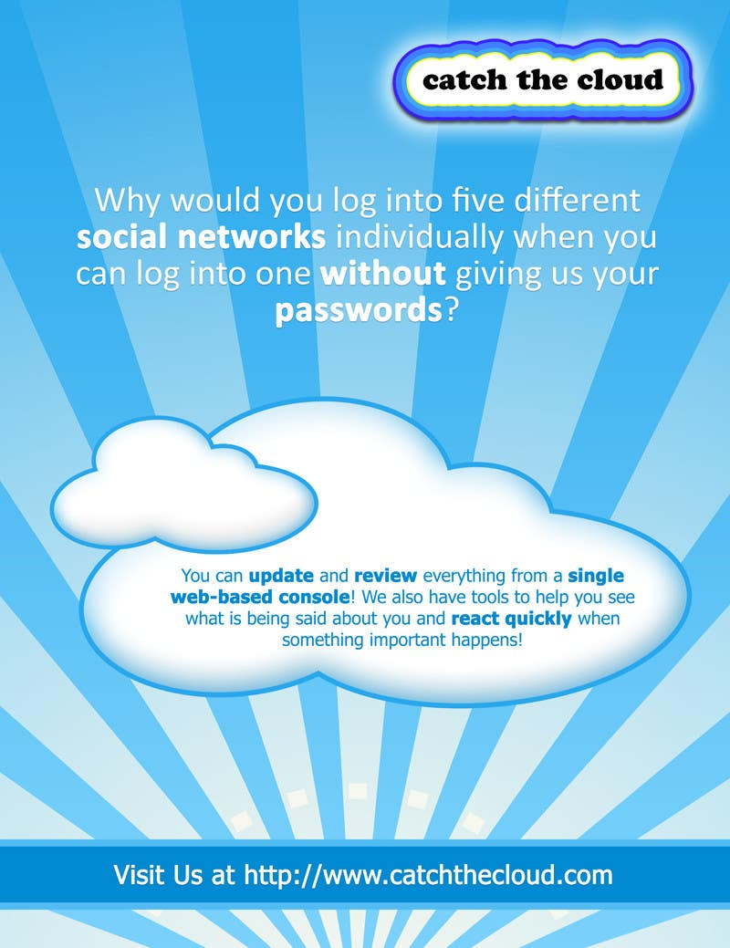 Penyertaan Peraduan #                                        77                                      untuk                                         Full-Page Advertisement Design for Social Networking Website