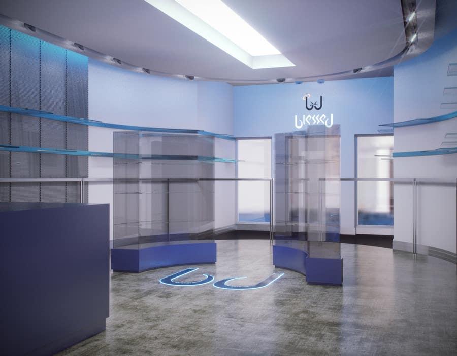 Konkurrenceindlæg #                                        22                                      for                                         Pop-Culture Fashion Shop interior design