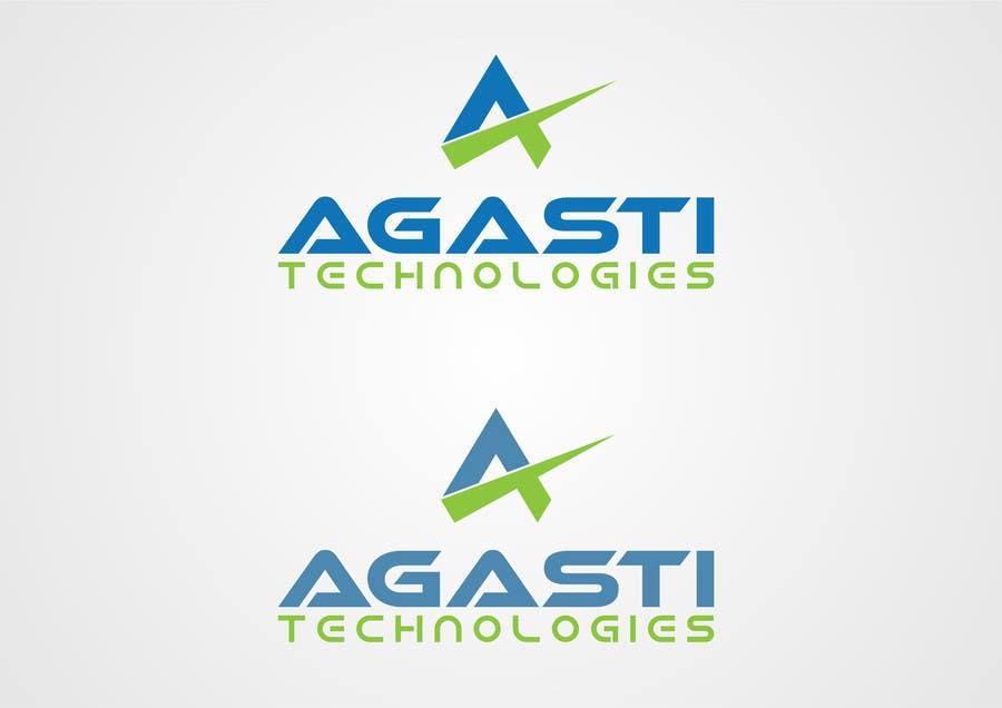 Konkurrenceindlæg #                                        71                                      for                                         Design a Logo for Agasti Technologies