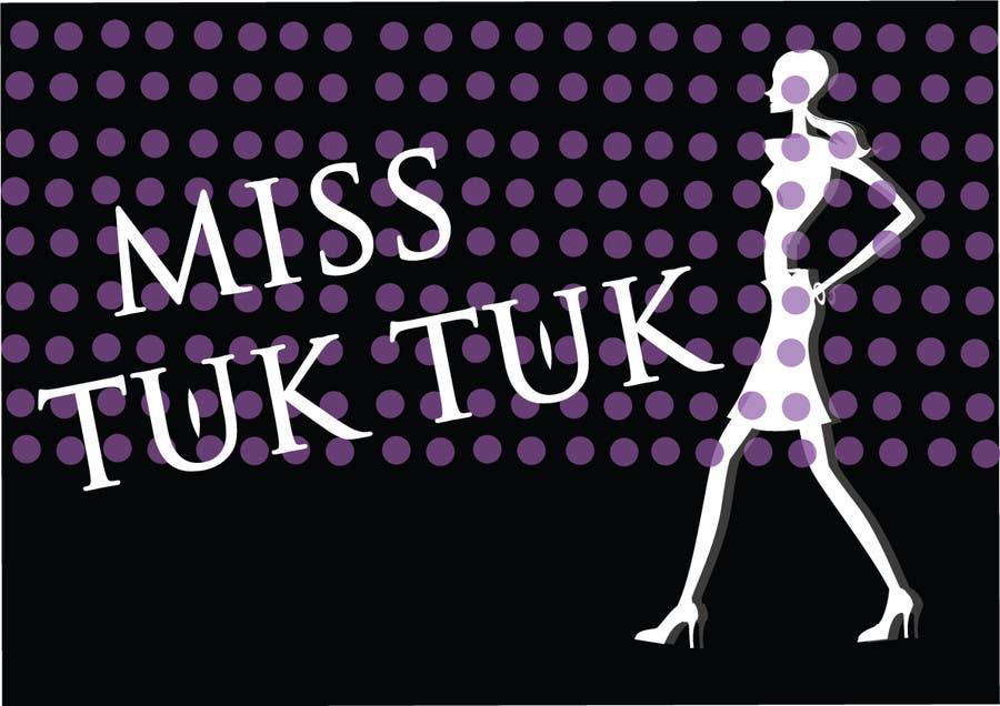 Bài tham dự cuộc thi #                                        42                                      cho                                         Miss Tuk Tuk