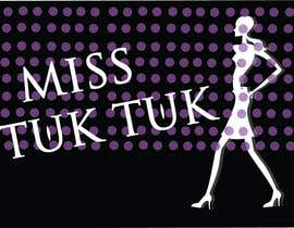 nº 42 pour Miss Tuk Tuk par NadeD
