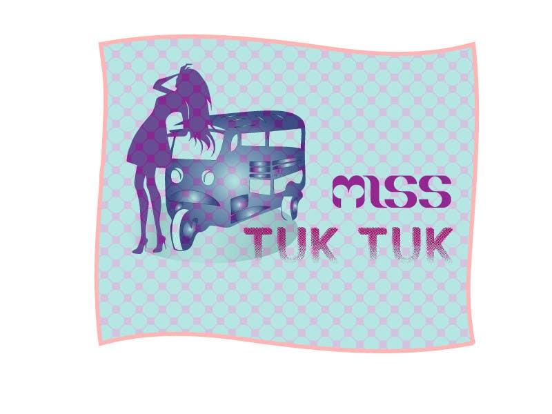 Bài tham dự cuộc thi #                                        49                                      cho                                         Miss Tuk Tuk