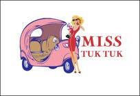 Bài tham dự #53 về Logo Design cho cuộc thi Miss Tuk Tuk