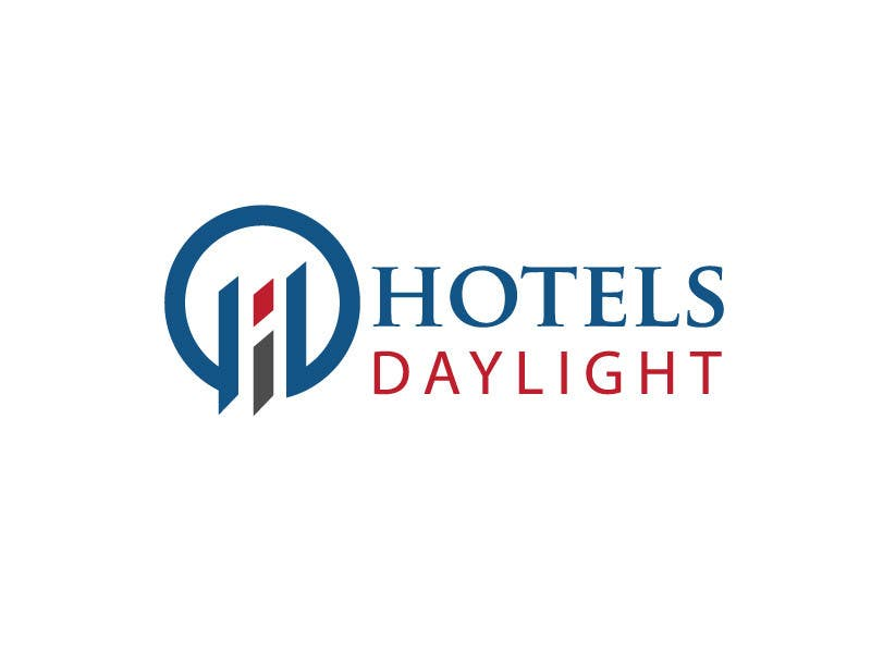 Contest Entry #                                        14                                      for                                         hotelsdaylight logo