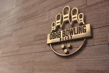#80 untuk Design a Logo for bowling alley oleh faisalmasood012