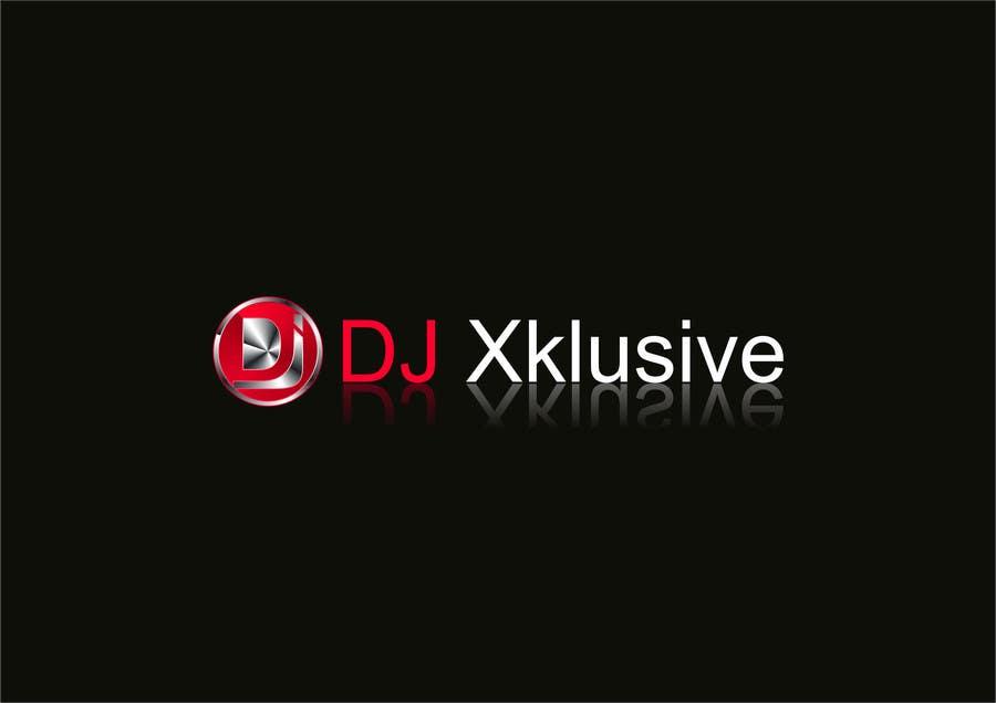 Proposition n°                                        4                                      du concours                                         Design a Logo for DJ Xklusive
