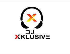 nº 22 pour Design a Logo for DJ Xklusive par thoughtcafe