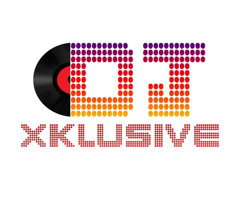 Proposition n°                                        12                                      du concours                                         Design a Logo for DJ Xklusive