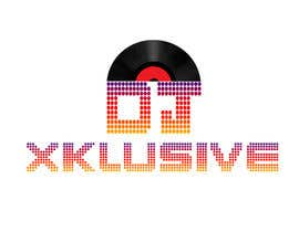#13 cho Design a Logo for DJ Xklusive bởi Farzeel26