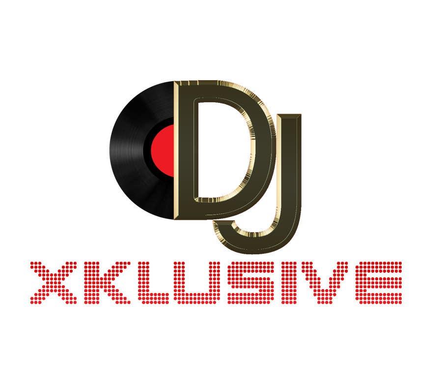 Proposition n°                                        16                                      du concours                                         Design a Logo for DJ Xklusive