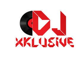 nº 17 pour Design a Logo for DJ Xklusive par Farzeel26