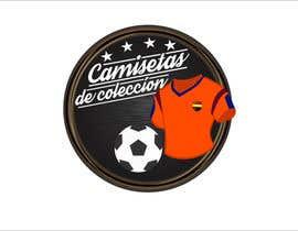 #30 untuk Diseñar un logotipo for Tienda Online Camisetas de Futbol Antiguas de Coleccion_ oleh edso0007
