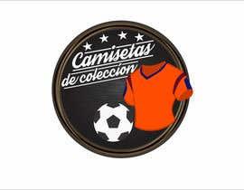 #33 untuk Diseñar un logotipo for Tienda Online Camisetas de Futbol Antiguas de Coleccion_ oleh edso0007