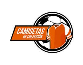 Nro 31 kilpailuun Diseñar un logotipo for Tienda Online Camisetas de Futbol Antiguas de Coleccion_ käyttäjältä hansa02
