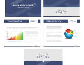 #104 for Design Stationery for KCPS Clarity by ezesol