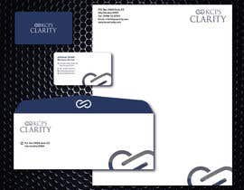 #113 para Design Stationery for KCPS Clarity por drozariorajib