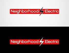 #91 for Design a Logo for Neighborhood Electric by maminegraphiste