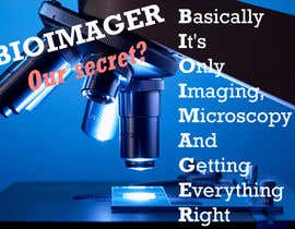 #13 for Slogan as represent the company name: bioimager af utopicbalcanic
