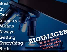 #14 untuk Slogan as represent the company name: bioimager oleh utopicbalcanic