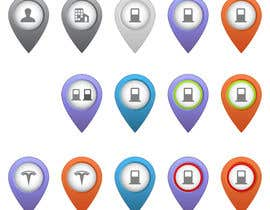 program23 tarafından Improve Icons for map markers için no 28