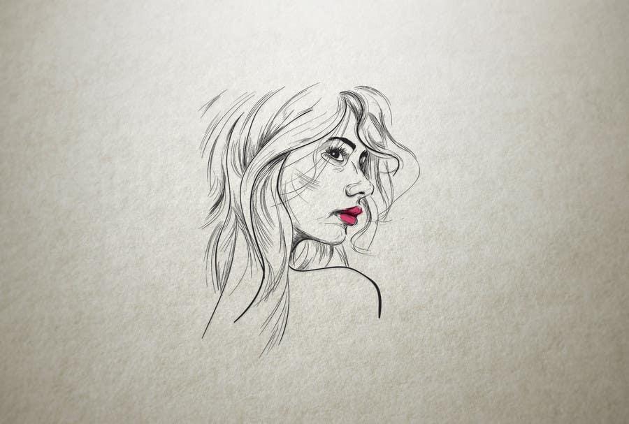 Konkurrenceindlæg #                                        19                                      for                                         Illustrate Something for Fictional Style Bloc