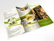 Graphic Design Contest Entry #20 for Flowing brochure for premium, high-end food product.
