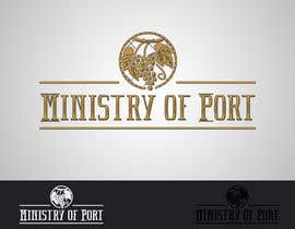 #100 for Diseñar un logotipo for Ministry of Port by mkthusitha