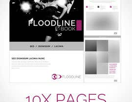 #8 for Need a Mock up cover page, Chapter index and a individual page for a Fashion e-book af Decomex