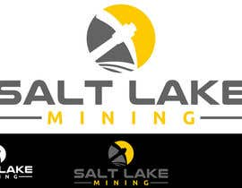 "nº 53 pour Design a Logo for ""Salt Lake Mining"" par cbarberiu"