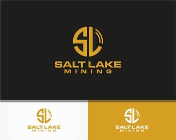 """Nro 61 kilpailuun Design a Logo for """"Salt Lake Mining"""" käyttäjältä tedi1"""