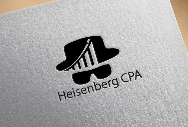 Konkurrenceindlæg #13 for Design a Logo for Heisenberg CPA (Accounting Firm)