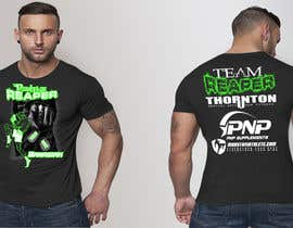 TSZDESIGNS tarafından Design a T-Shirt for a Fighter için no 15