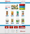 Contest Entry #37 for Design a Website Mockup for ONLINE SUPER MARKET