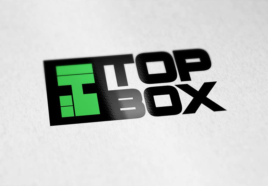 Contest Entry #                                        111                                      for                                         Logo Design for CrossFit Publication Top Box