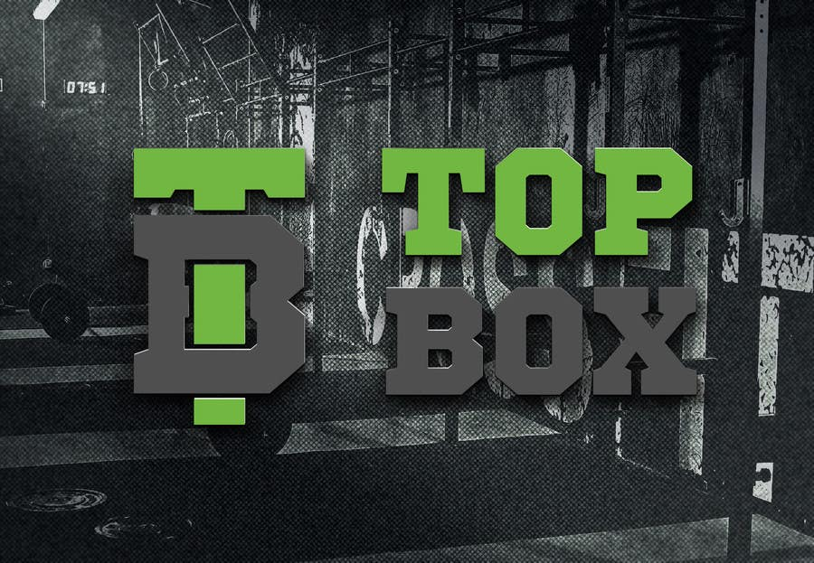 Contest Entry #                                        176                                      for                                         Logo Design for CrossFit Publication Top Box